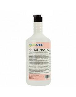 Płyn do dezynfekcji bakteriobójczy do higienicznej dezynfekcji rąk 1 litr SEPTAL HANDS